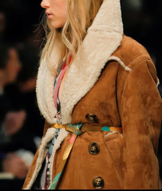 Christopher Bailey y Burberry Prorsum.