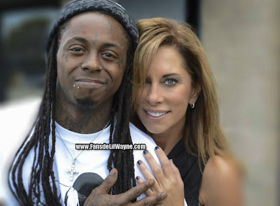 fotos de lil wayne con colleen dominguez