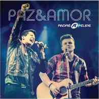 Download CD Andre e Felipe   Paz e Amor