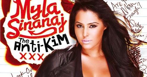 [Vivid] Myla Sinanaj (The Anti-Kim XXX - Celebrity Sextape 2013)