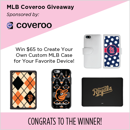 Coveroo giveaway