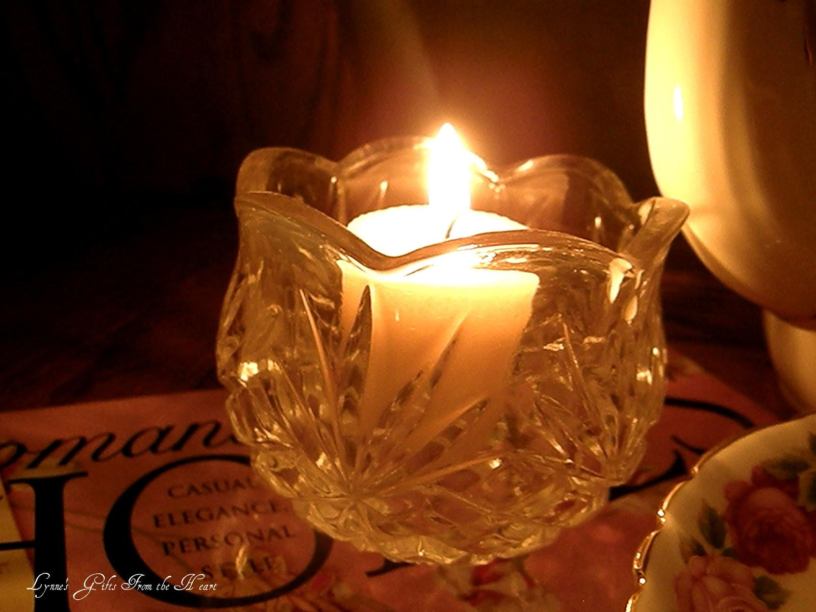 romantic candles in bedroom a romantic cabbage rose tea