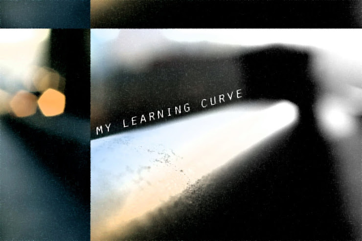 My Learning Curve