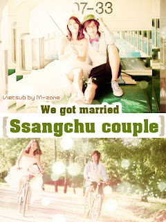 0APVI [ Vietsub ] We got married   Ssangchu couple Ep 30 ( Huyn Joong & Hwangbo )