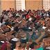 Madagascar - mais de 1.303 foram batizadas com o Espirito Santo.