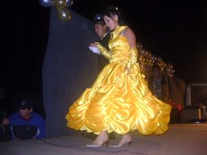 MARYORY, CANDIDATA A REINA DE ANTILHUE