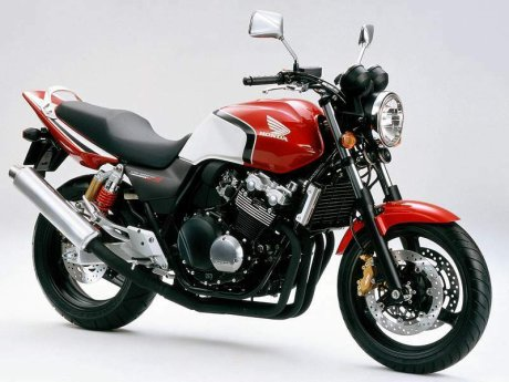 Pereng Motorcycle Honda Super Four Special Edition