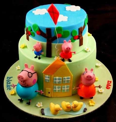 hermosas tortas de cumpleaos para nios
