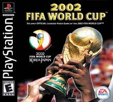 2002 FIFA World Cup - PS1 - ISOs Download