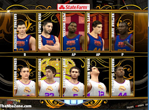 NBA 2k13 2013 8 European Teams Patch Download