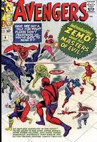 Avengers #6 comic cover