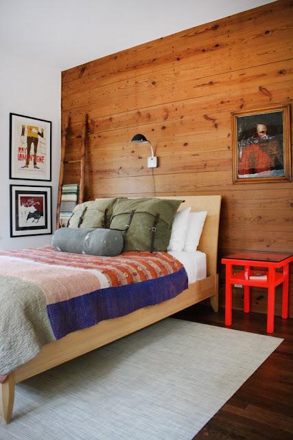 la petite fabrique de r ves une maison texane moderne chez sam et anne. Black Bedroom Furniture Sets. Home Design Ideas