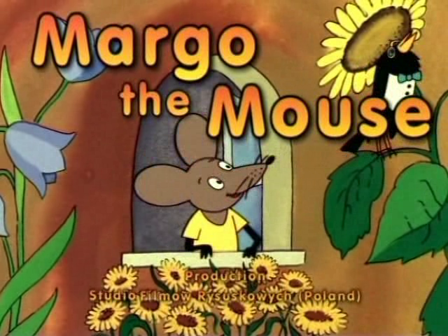Myška  Margo  / Przygody myszki (1976-1983)