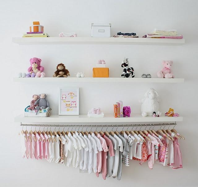 Decora o de quarto de beb - Decorer la chambre de bebe soi meme ...
