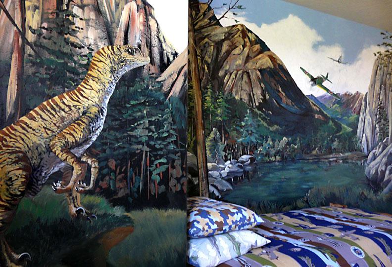 Hester Mural