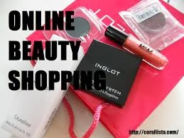 shopping  beauty products
