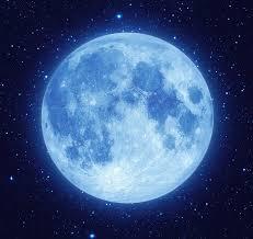 imagen luna de raso y lentejuelas