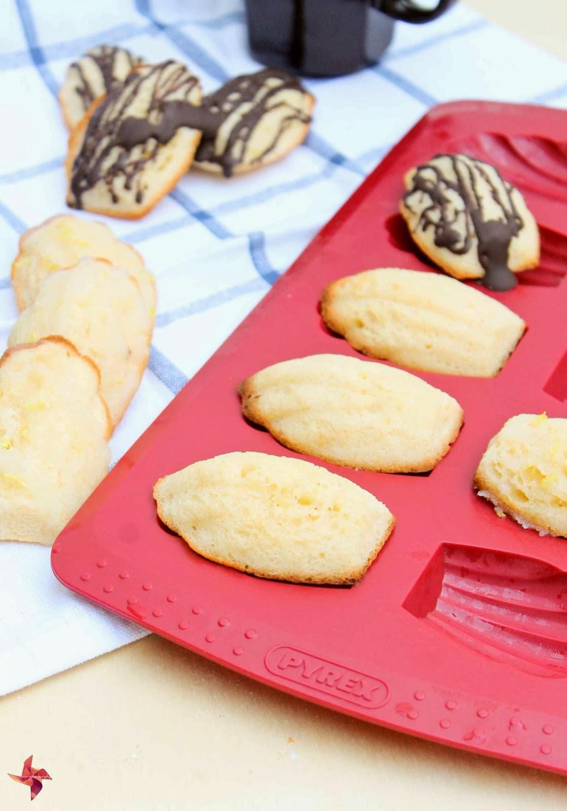 molde madeleines
