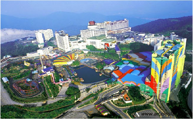 genting highland worlds resort