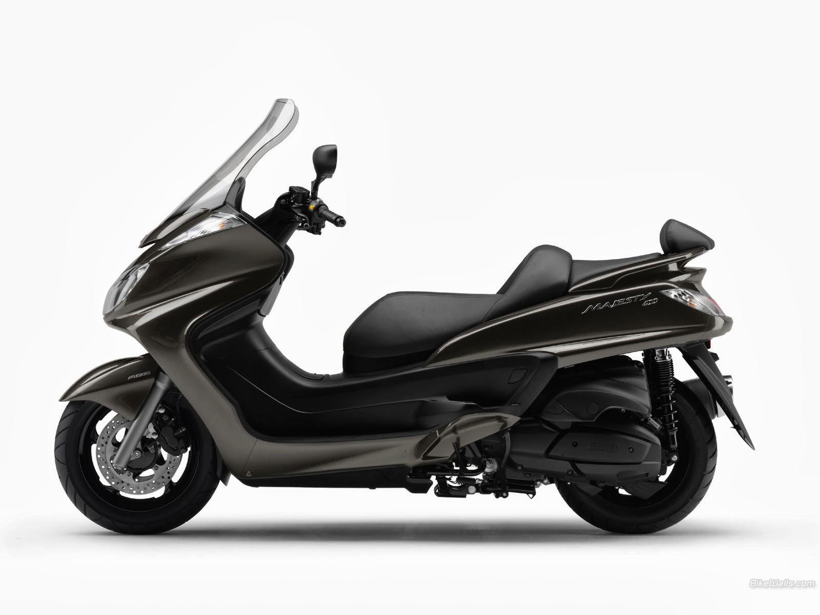Yamaha Motor Yamaha Majesty 400 Motor Resimleri