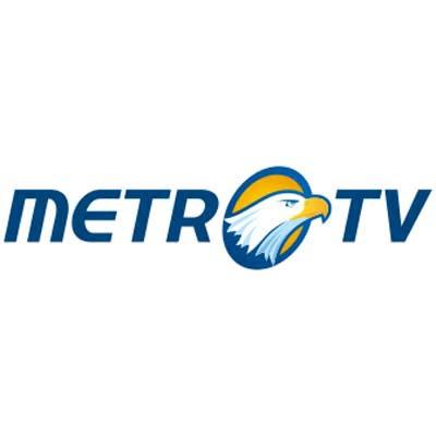 metro tv Logo Vector Stasiun Televisi