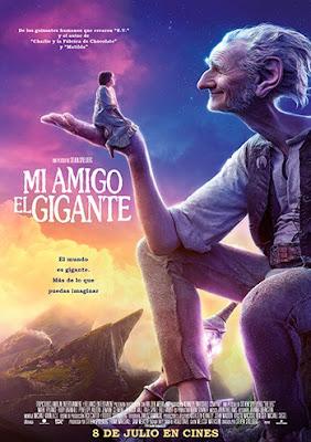 Mi Amigo el Gigante en Español Latino