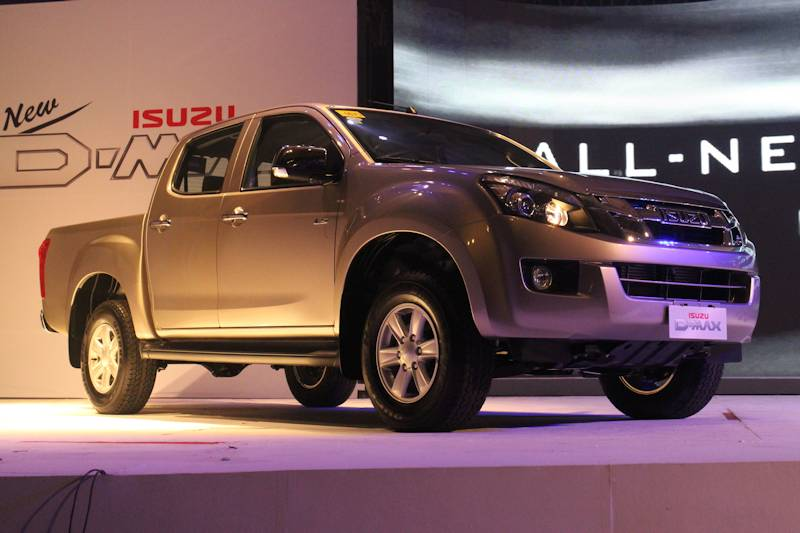 new car releases 2013 philippinesIsuzu Philippines Corporation Launches AllNew DMax  CarGuidePH