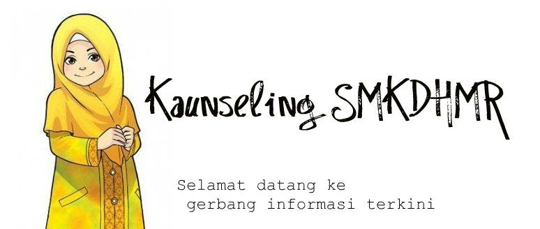 <center>Kaunseling SMKDHMR</center>