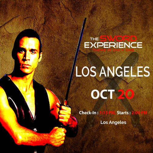 Sword Experience LA - October 20