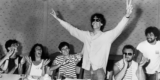CHARLY GARCIA, RIVER