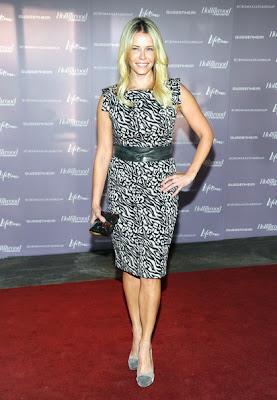 Chelsea Handler Print Dress