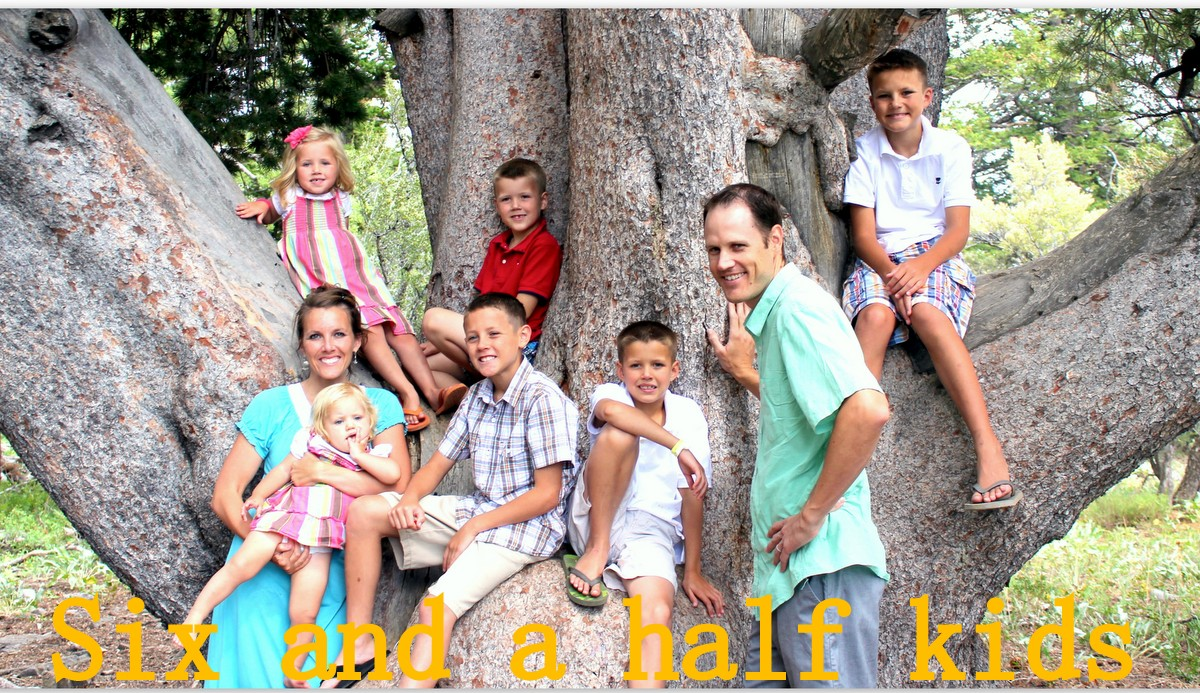 Six and a Half Kids