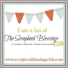 Scrapbook BlessingsClub
