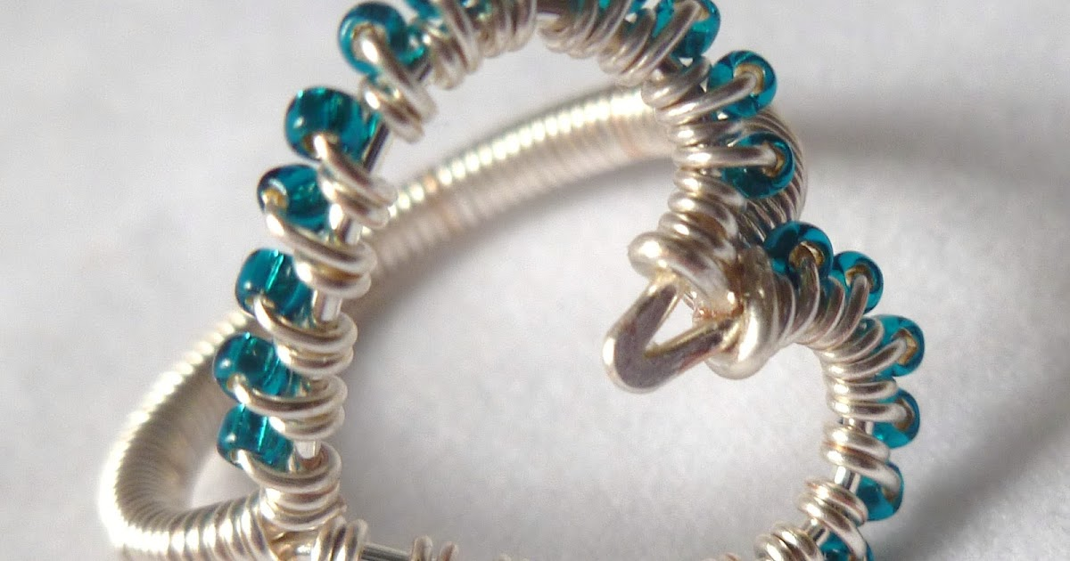 Simple Heart Ring - Free Tutorial