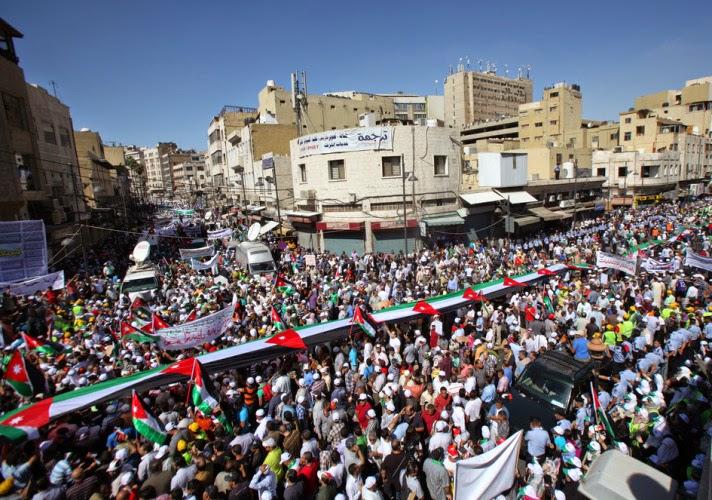 Yordania Serukan Lawan Serangan Zionis terhadap Al Aqsha