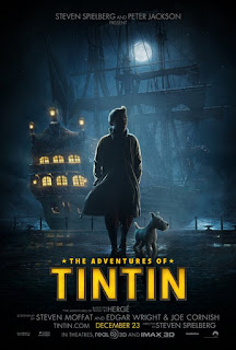 Tintin poster and IMPAwards link