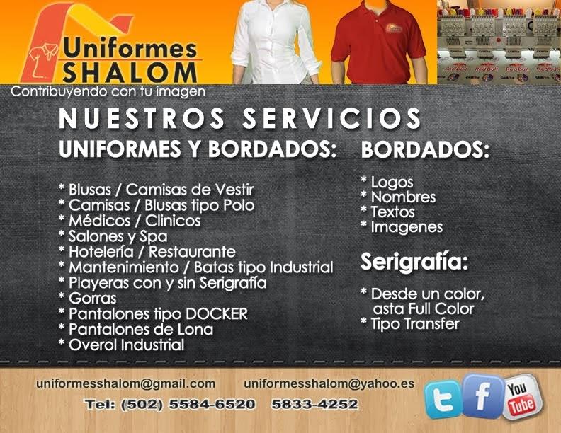 Uniformes Shalom