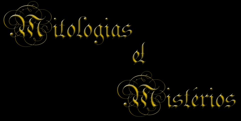 Mitologias e Mistérios