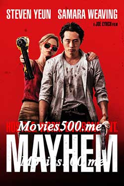 Mayhem 2017 English Full Movie 800MB BRRip 720p ESubs at freedomcopy.com