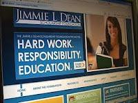 Jimmie L Dean Scholarship