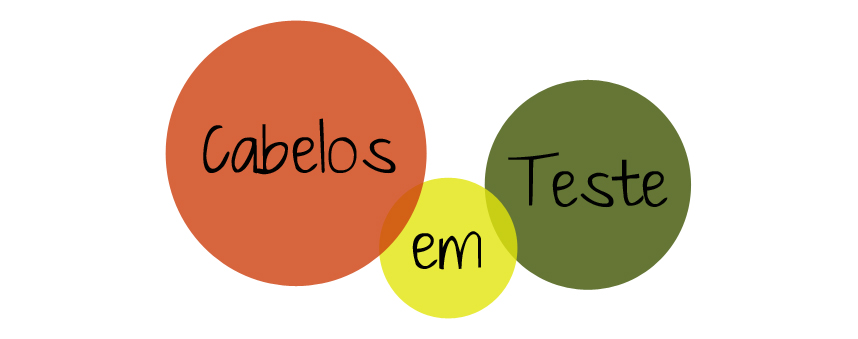 Cabelos em teste