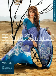 Gul Ahmed Winter-13 Vol-2