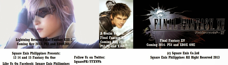 Square Enix Philippines Official Blogsite