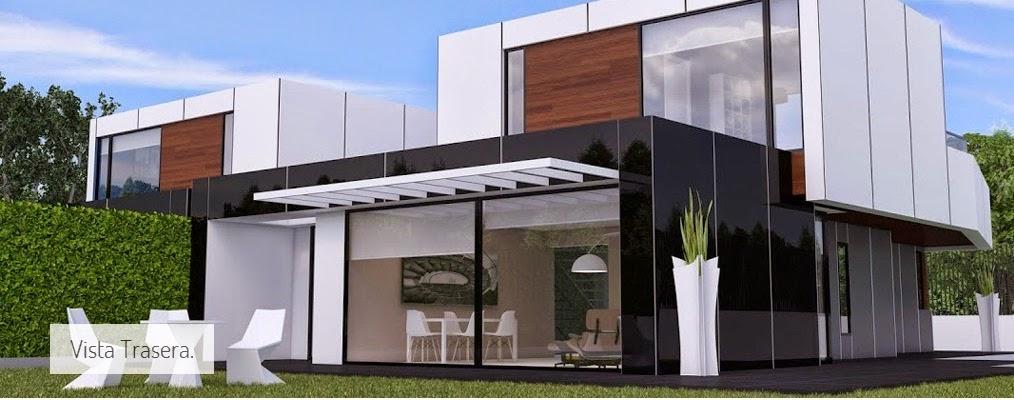 Nueva promoci n de viviendas en el campo de golf de - Viviendas modulares diseno ...