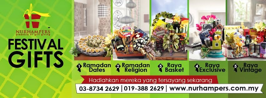 Nurhampers Malaysia  | Gifts For All Occasions