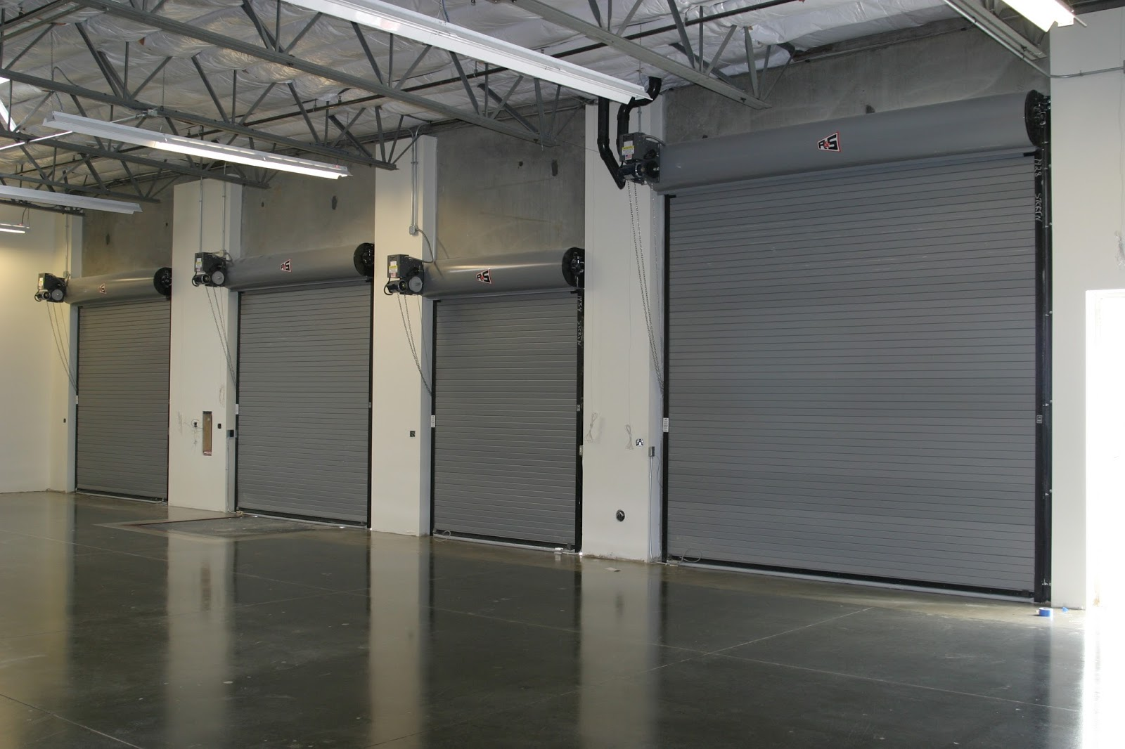 Industrial Doors & ACT Forklift: Industrial Doors - Tis the Season