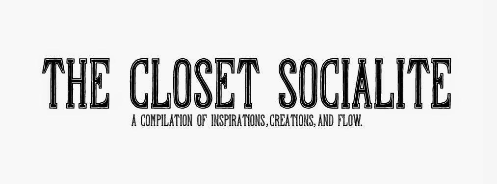 THE CLOSET SOCIALITE