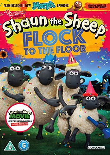 Shaun The Sheep Flock To The Floor 2015