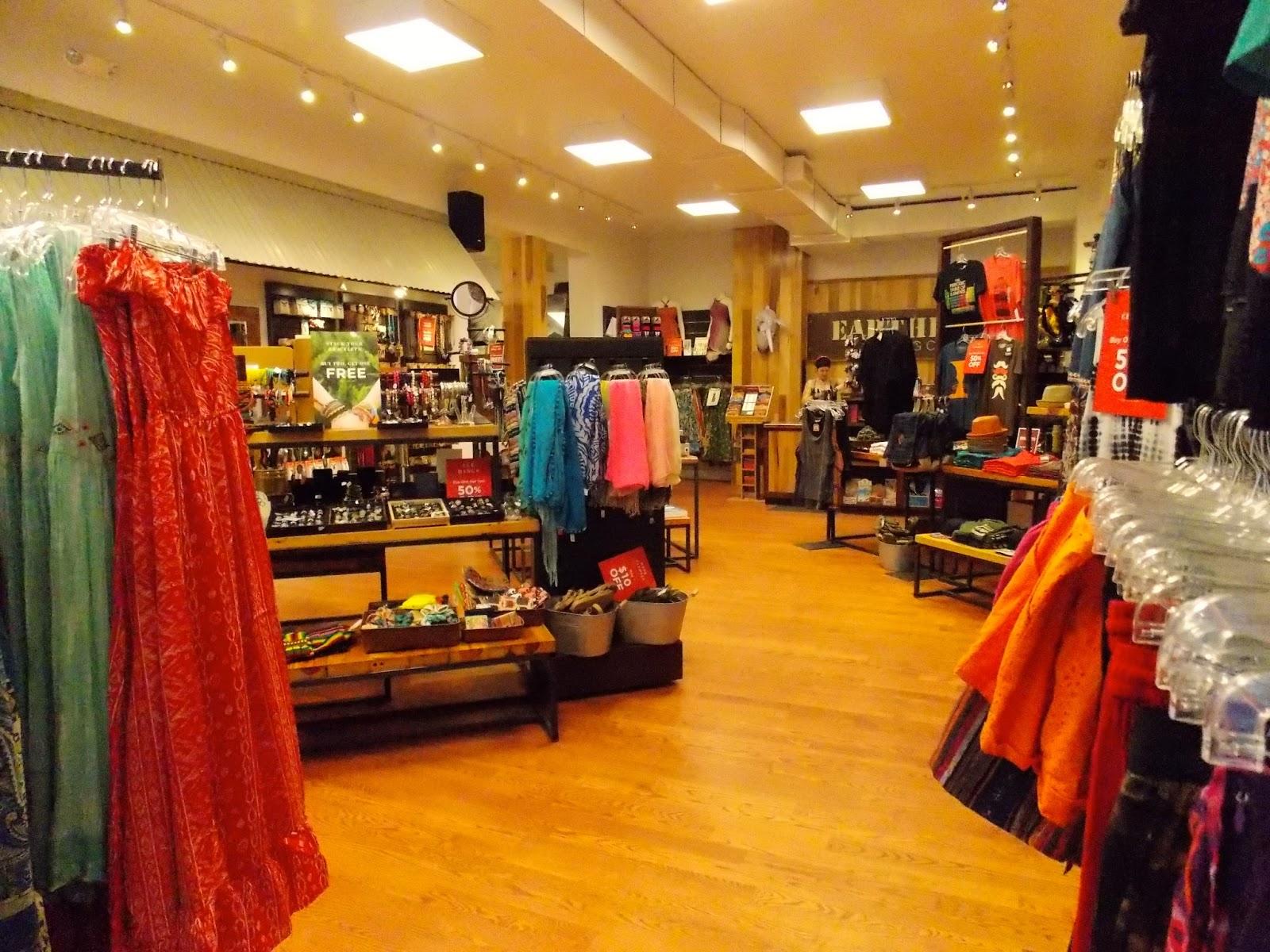Clothing stores burlington vt