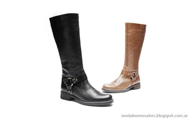 Viamo botas otoño invierno 2013